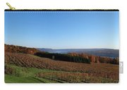 Fall In The Vineyards Carry-all Pouch