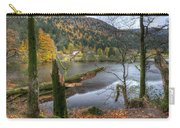 Fall In Vosges National Park Carry-all Pouch