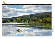Fall Kayaking Reflection Landscape Carry-all Pouch