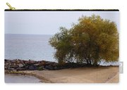 Fall Lake Tree Carry-all Pouch