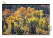 Fall Lands In Western Wyoming Carry-all Pouch