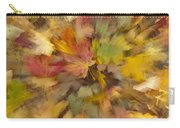 Fall Leaves Abstract Carry-all Pouch