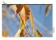 Fall Leaves Study 3 Carry-all Pouch