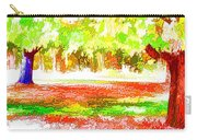 Fall Leaves Trees 2 Carry-all Pouch