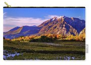 Fall Meadow Carry-all Pouch by Chad Dutson