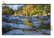 Fall Morning At Swift River Carry-all Pouch