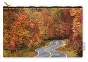 Fall Mountain Road Carry-all Pouch