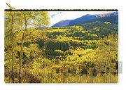Fall Mountain Scenery Carry-all Pouch