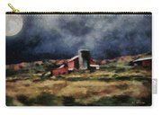 Fall Night At The Farm Carry-all Pouch