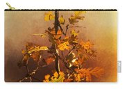Fall Oak Leaves Carry-all Pouch