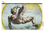 Fall Of Icarus, Greek Mythology Carry-all Pouch