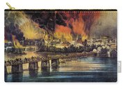 Fall Of Richmond, 1865 Carry-all Pouch