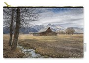 Fall On Mormon Row - Grand Teton National Park Carry-all Pouch