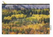 Fall On The Greys River Carry-all Pouch