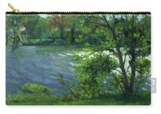 Fall On The Maumee River Carry-all Pouch