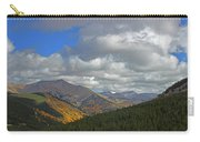 Fall On The Pass Carry-all Pouch
