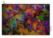 Fall Painting By Mother Nature Carry-all Pouch
