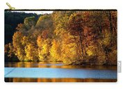 Fall Reflections Of Indiana Carry-all Pouch