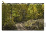 Fall Roads Carry-all Pouch
