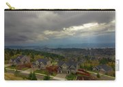 Fall Season In Happy Valley Oregon Carry-all Pouch
