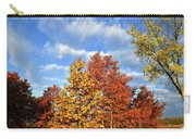 Fall Sunrise On Hackmatack Nwr Oaks Carry-all Pouch