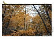 Fall Tees At  Yankee Horse Overlook   Carry-all Pouch