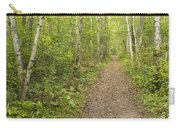 Fall Trail Scene 40 Carry-all Pouch