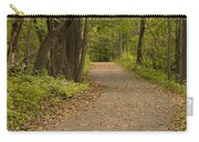 Fall Trail Scene 45 A Carry-all Pouch