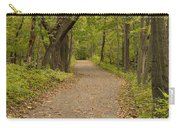 Fall Trail Scene 45 B Carry-all Pouch