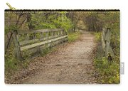 Fall Trail Scene 47 B Carry-all Pouch