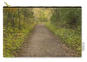 Fall Trail Scene 48 Carry-all Pouch