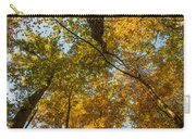 Fall Tree Tops Carry-all Pouch