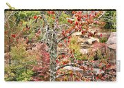 Fall Tree With Intense Colors Carry-all Pouch
