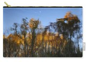 Fall Trees Reflected Carry-all Pouch