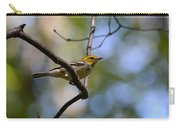 Fall Warbler Carry-all Pouch