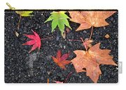 Fallen Leaves 4 Carry-all Pouch