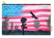 Fallen Soldier Carry-all Pouch