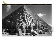 Fallen Stones At The Pyramid Carry-all Pouch