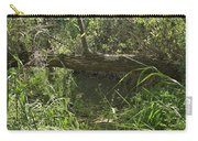 Fallen Tree In Peters Canyon Carry-all Pouch