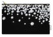 Falling Diamonds Carry-all Pouch by Setsiri Silapasuwanchai