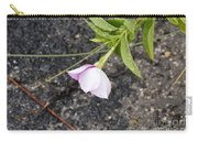 Falling Flower Carry-all Pouch