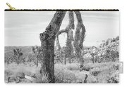 Falling Joshua Tree Branch Carry-all Pouch