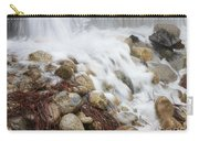 Falling On Rocks Carry-all Pouch