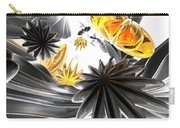 Falling Stars Abstract Carry-all Pouch