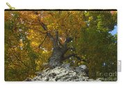 Falling Tree Carry-all Pouch