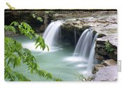 Falling Water Falls 4 Carry-all Pouch by Marty Koch