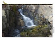 Falling Waters In February #2 Carry-all Pouch