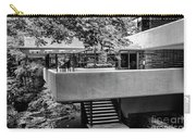 Fallingwater Frank Lloyd Wright Architecture  Carry-all Pouch