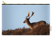 Fallow Buck Carry-all Pouch