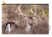 Fallow Deer Buck Carry-all Pouch